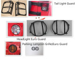 Jeep Steel Black Light Guard를 위한 차 Accessories