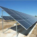 Armatures intra-artérielles solaires pour le profil en aluminium