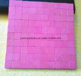 Mosaico di mattonelle di ceramica termoresistente resistente Matt dell'abrasione