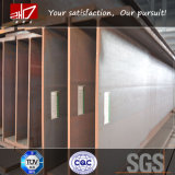 Feixe de aço da construção estrutural laminada a alta temperatura H