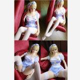 Poupée solide de sexe de femme de chambre de fille japonaise d'animation (158cm)