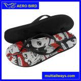 Счастливая сандалия тапочки девушки лета девушок Mary