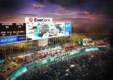 競技場のための屋外の高い明るさP8レンタルLED表示スクリーン