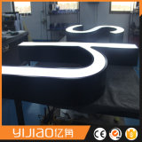 Iluminado de frente Lit LED Channel Letters