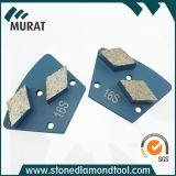 Диаманта трапецоида металла диск Bond истирательный для конкретный/каменный молоть
