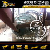 Mqg Mining Grinder Wet Ore Milling Grate moinho de bolas Machinery