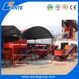 Preço de fábrica de bloqueio da máquina da fatura de tijolo da argila manual do solo