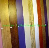 높은 광택 천장, 문, 지면, 테두리, 사진의 박판으로 만들기를 위한 장식적인 PVC 엄밀한 필름