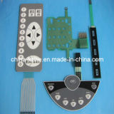 感圧性の膜スイッチキーパッド