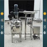 FLOWTAM acero inoxidable Calefacción eléctrica tanque reactor con condensador