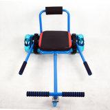 Регулируемое сиденье 2016 Hoverkart для самоката Hoverboard баланса собственной личности 2 колес идет стул Kart сидя