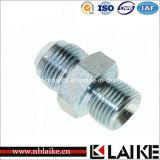 (1BJ) Doppelt-Gebrauch-hydraulischer Schlauch-Verbinder des MannBsp/Jic