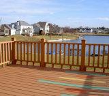 公園200*200のために囲う防水反紫外線一時WPC
