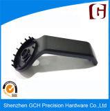 Чернота анодировала подвергли механической обработке алюминием, котор подвергать механической обработке CNC точности части
