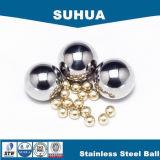 Bille d'acier inoxydable de G100 1.75mm pour le fournisseur de sphère solide de vernis à ongles