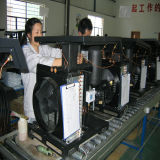 Secador del aire comprimido de la refrigeración por agua Refrigertaed
