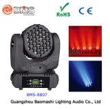 36X3w CREE RGBW LED bewegliches Hauptträger-Licht