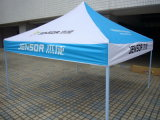 Торговая выставка хлопает вверх шатер Gazebo шатра складывая
