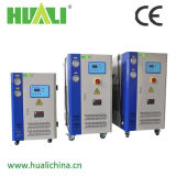 Refrigeratore di acqua industriale raffreddato aria di alta efficienza per uso di plastica