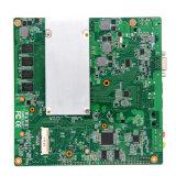 N2900 Quad Core Thin Client Board com Onboard 4GB DDR3, 6 Portas Seriais Baytrail Motherboard para Vehicle PC