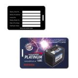 カスタム旅行プラスチックPVC荷物の札