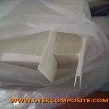 Tipo dobrado separador da bateria da fibra de vidro do separador