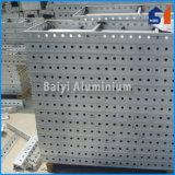 molde 6061-T6 de alumínio para a construção de edifício/sistema concreto do molde