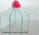 verre d'espace libre de 3.2mm pour la couverture d'étagère
