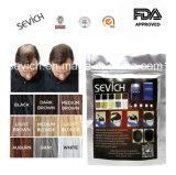 Produto de cabelo da qualidade de Europa o melhor para Brown preto/escuro fino do Restore das soluções da perda de cabelo/cores brancas/cinzentas