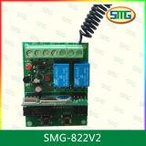 2 receptor compatible de la puerta del garage de la puerta de la C.C. 12-24V Bft del canal