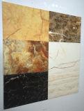 Panneau de mur de marbre de PVC de surface UV lustrée élevée