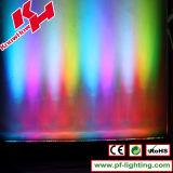 240PCS 10mm 8つのセクションRGB LED壁の洗濯機