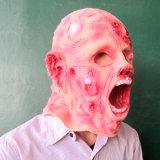 Máscara assustador de Halloween do látex do tamanho adulto flexível de luxe