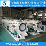 Линия штрангя-прессовани трубы PVC восхода солнца 20-800mm Zhangjiagang