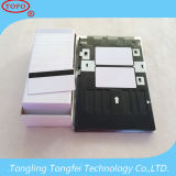 De bonne qualité pour le bac à cartes d'identification de PVC de l'imprimeur T60 d'Epson