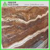 Nastro Onyx Brown Onyx Red Onyx con Wood Veins
