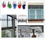 L'alluminio industriale profila il rivestimento elettrico della polvere di alta lucentezza