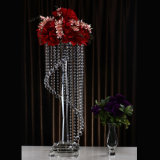 Crystal di qualità superiore Candle Holder per Wedding Decorative