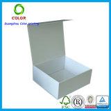 Insignia plegable de la impresión de la caja de cartón