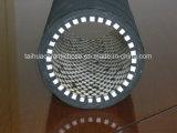 Rubber flexible Hose avec Ceramic Lining pour Steel Plant