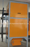 Quick Color Change Multi-Cyclone &Filter Recovery Powder Coating Booth