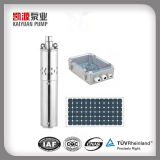Submersible 태양 DC Water Deep Well Pump, Direct From PV Panel 또는 Bat