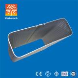 Alumiunm a presión cubierta ligera de Powr LED del disipador de calor especial de la fundición la alta