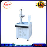 Machine d'inscription de laser de fibre de Tableau de qualité pour des caisses de téléphone