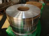 Tira de alumínio para a aleta do tubo