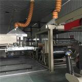 Multilayer Film van de tweede Hand en het Verwarmen van het Broodje van de Plakband Automatische het Lamineren Machine