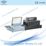 Small L-Bar Sealing and Shrink Wrap Machine com Ce