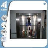 Dumbwaiter del Ce de la capacidad 250kg de la velocidad 0.4m/S aprobado