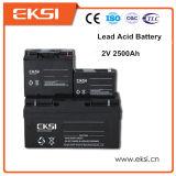 2V 2500ah Leitungskabel-Säure-Batterie für Online-UPS