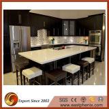 Белый Countertop кухни/ванной комнаты камня кварца